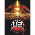 U2 360° At The Rose Bowl DVD BRAND NEW NTSC Region ALL 360