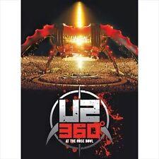 NEW U2 - 360° AT THE ROSE BOWL (DVD)