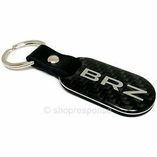 OEM Subaru BRZ Carbon Fiber Keychain Key Holder Key Ring SOA342L158 Genuine