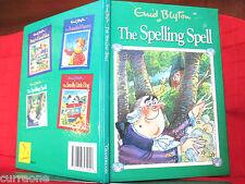 Enid Blyton THE SPELLING SPELL 1997 hardcover Pam Storey