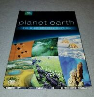 Planet Earth (The Complete Collection) 6-Disc DVD Special Edition Gift Set, 2011