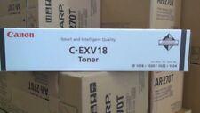 Trois x Toner Canon C-EXV 18 - Noir - originale - pour Canon iR1018