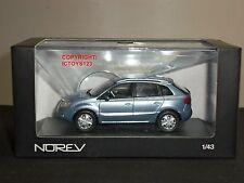 NOREV 800953 SAMSUNG QM5 BLUE DIECAST MODEL CAR