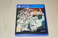 NEW Guilty Gear Xrd Revelator Game PS4 Playstation 4 UK  Pal