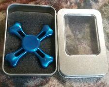 New in Box!  Fidget Hand Spinner Metal Finger Toy Stress Reducer Kipp Brothers B