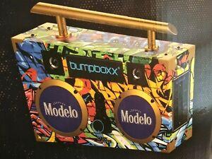 NEW Modelo BumpBoxx Ultra Portable  Bluetooth Graffiti Speaker