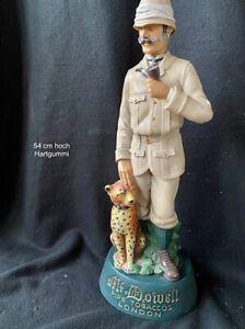 McDowell Pfeifen Tabak Werbefigur 70er Jahre 54 cm hoch very rare ORIGINAL