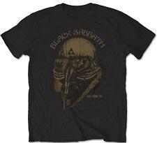 Official Black Sabbath Mens Music T-shirt 1978 US Tour Vintage Style Rock Metal XL
