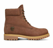 Timberland Premium 6 Inch Men's Boots - Light Brown, Size 10