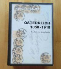 Österreich Spezialkatalog 1850-1918 (Ferchenbauer) HP5312 , tolle Erhaltung