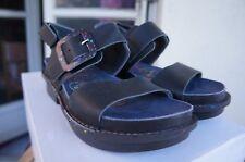 ART 1102 MOJAVE TINTED BLACK sandales 37 Noir