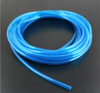 F14387 1M Gas Pipes Tube 4.5*3mm Blue for Hammer Fuel Tank Methanol Gasoline