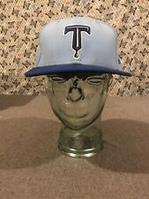 Tulsa Drillers New Era Authentic 59FIFTY Fitted Hat - Light Blue/Blue