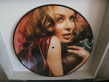 "Kylie Minogue 12"" Vinyl Single Picture Disc - Chocolate"