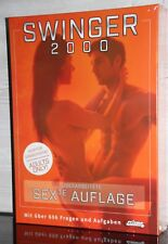 """""""Swinger 2000"""" erotisches Gesellschaftsspiel für Erwachsene, 6.Auflage, neu, OVP"""