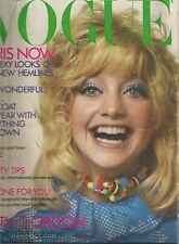 Vogue March 1971 Spring Collections- Angelo Donghia- Perry King-Jane Birken-