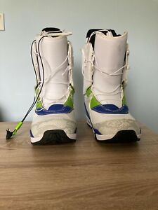Used Forum SLR Kicker Snowboard Boots - Mens 9.5UK -  Very Good Condition