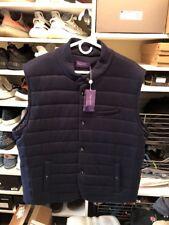Ralph Lauren Purple Label Vest Retail $995 XXL