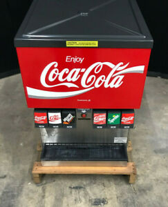 Coke Fountain Machine 6 Head