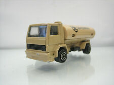 Diecast Majorette Ford Gas Tanker Truck No.241-245 Light Brown Good Condition