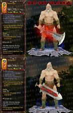 Diablo 3 - PS4 - Xbox One - N. Switch - Modded Primal - Two-Handed Swords