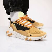 NEW Nike React Sertu The 10th Club Gold Running Shoes AT5301-700 Men's Size 11.5