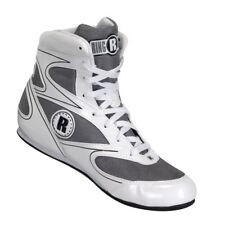 New Ringside Diablo Shoe11 Lo-Top Low Top Boxing Shoes Boots - White