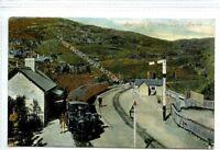 (Le1441-183)  FESTINIOG  Railway, Tan-y-Bwlch, Unused VG-EX
