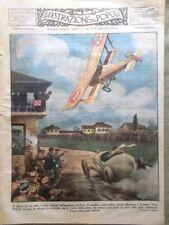 Illustrazione del Popolo 11 Dicembre 1927 Alechin Materassi Alta Austria Genova