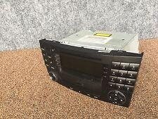 MERCEDES BENZ OEM W211 RADIO CONTROL UNIT AUDIO CD PLAYER A2118271242