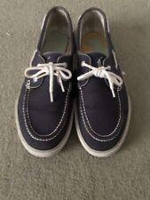 Ralph Lauren Polo UK Size 9 (EU 43) Mens Blue Boat Deck Shoes
