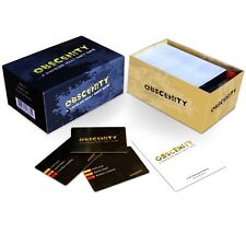 Guards Against Insanity Obscenity: A Shameless Adult Party Card Game