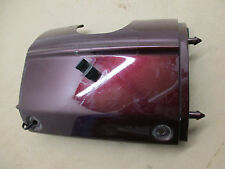 Yamaha Royal Star Venture 2008 rear center cover plate over coolant overflow bot
