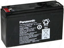 LC-R0612P 6V 12Ah SLA Battery Imed Infusion Pump 800 900 928 Gemini PC-2 1320 TX