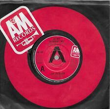 "Joe Jackson ""Be My Number Two"" 7"" Vinyl  Modern Soul Pop A & M UK Demo"
