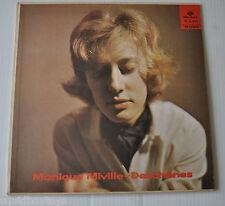 MONIQUE MIVILLE-DESCHENES Vol.1 LP Record SELECT  1960s