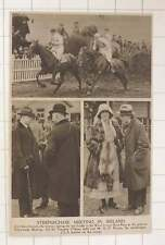 1920 Fairyhouse Meeting In Ireland Cherrybranch Ward Union Hunt Race