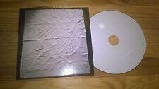CD Pop Jon Mueller - The Whole (4 Song) Promo TYPE RECORDDINGS cb