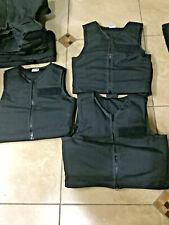 medium-short  Body Armor Bullet Proof Vest With Plates / panels level II **