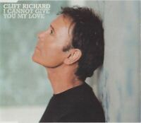 CLIFF RICHARD I cannot give you my love (CD, Single) Pop, very good condition,