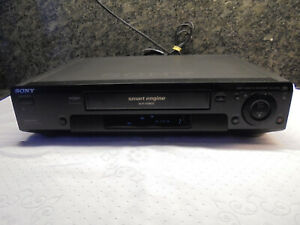 Sony SLV-E830 VC2 VHS Player Video Recorder HiFi Stereo geprüft!