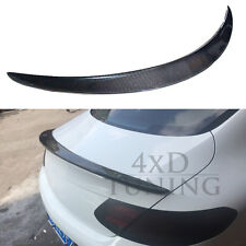 For Mercedes W205 C350 C250 C200 C63 AMG Coupe Carbon Fiber Rear Spoiler 2015 +