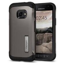Custodia premium Spigen per Samsung Galaxy Xcover 4, Slim Armor Gunmetal