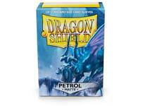 Petrol Matte 100 ct Dragon Shield Sleeves Standard Size FREE SHIPPING 10% OFF 2+