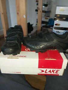 Lake Mx160 EU 39 Black rrp £69.99