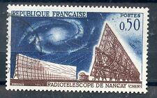 STAMP / TIMBRE FRANCE OBLITERE N° 1362  RADIOTELESCOPE DE NANCAY