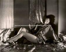 BEAUTIFUL 1920s SILENT FILMS ACTRESS ETHLYNE CLAIR LEGGY 8x10 PHOTO A-ECL