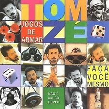 Jogos de Armar by Tom Ze (CD, 2 Discs, Trama) NEW CD WORLD MUSIC IMPORT CD