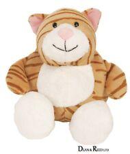 Animal Park 12.7cm Sitting Orange Tabby Cat - Soft Toy by Suki (Plush)
