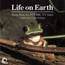 EDWARD WILLIAMS - LIFE ON EARTH - BBC TV SERIES